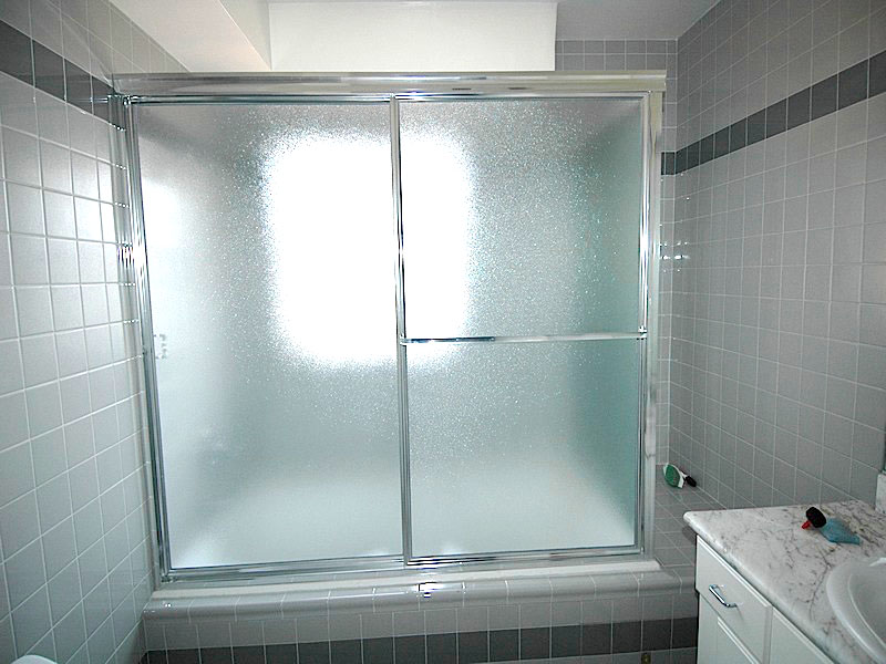 Framed shower doors martin shower door