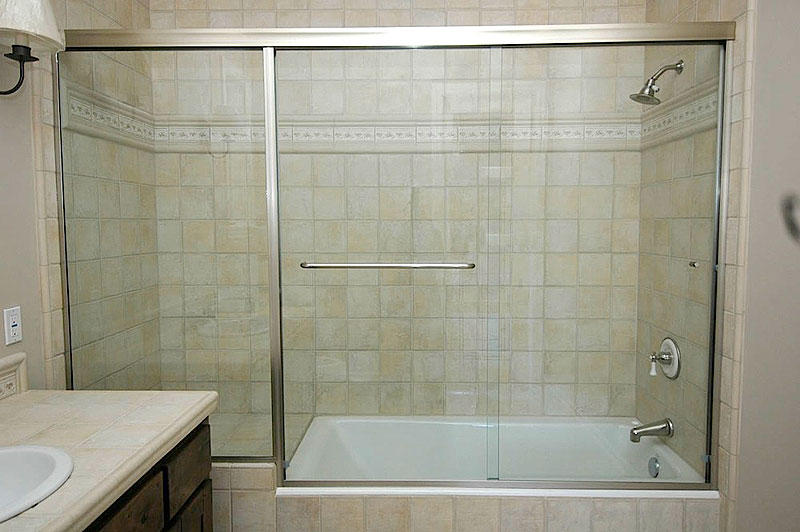 Well-known 1/4″ SEMI-FRAMELESS SHOWER DOORS | Martin Shower Door XH41