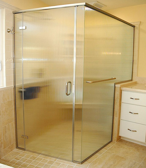 1/4″ SEMI-FRAMELESS SHOWER DOORS | Martin Shower Door