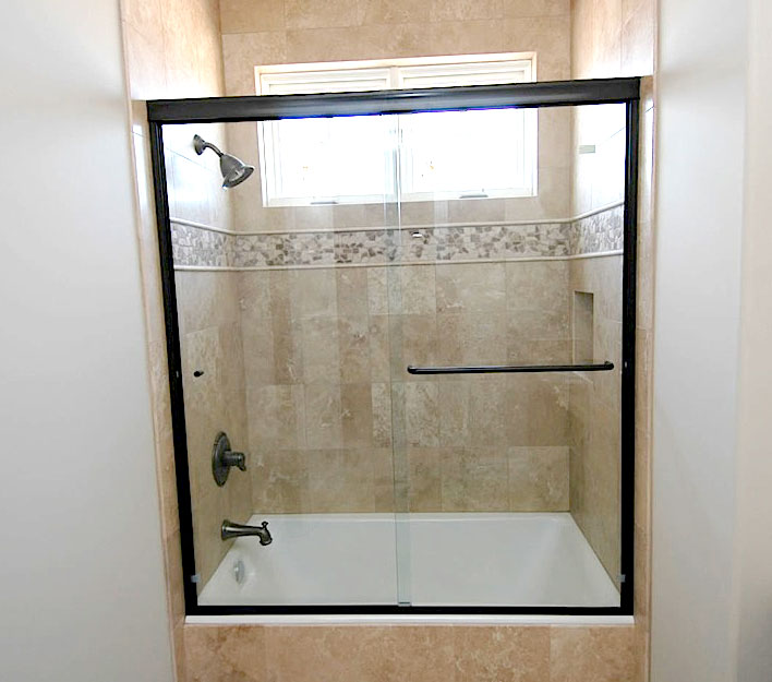 3 8 Amp 189 Frameless Shower Doors Martin Shower Door