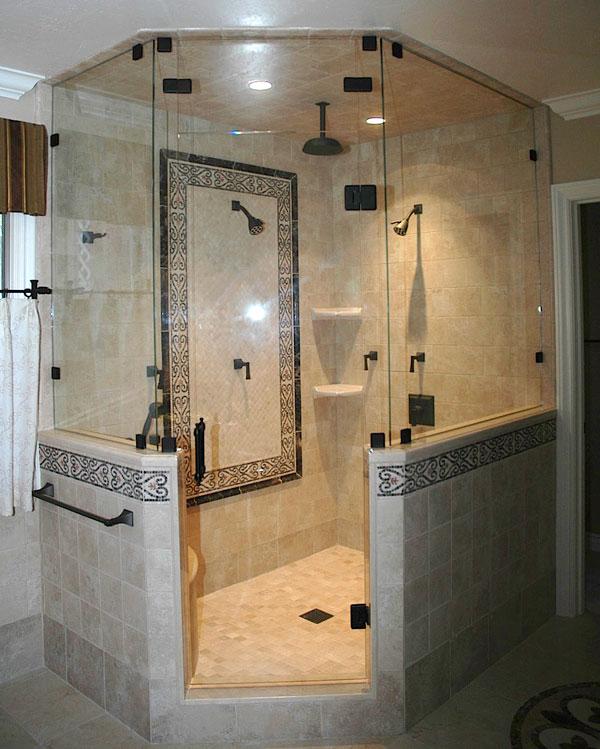 3 8 Amp 189 Frameless Shower Doors Martin Shower Door