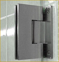Our Series #180 Glass Shower Door Units Offer You The Best Water Protection  By Using Jamb Mounted Single Action (swing Out Only) Hinges And Also A Jamb  On ...